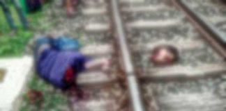 দুঃখ সইতে না পেরে ট্রেনের নিচে মাথা দিয়ে আত্মহত্যা