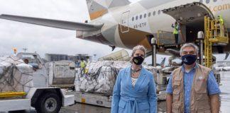 যুক্তরাষ্ট্র ১০০টি ভেন্টিলেটর পাঠিয়েছে বাংলাদেশকে