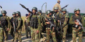 কাশ্মীর সীমান্তে পাকিস্তানি সেনাদের গুলিতে ভারতীয় সেনা নিহত