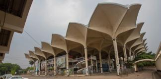 ভাঙ্গা পড়ছে কমলাপুর রেলস্টেশন