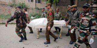 জম্মু-কাশ্মীর সীমান্তে ফের গোলাগুলি, ভারতীয় সেনা নিহত
