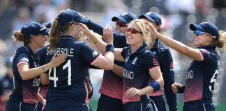 পাকিস্তান সফরে ইংল্যান্ড নারী ক্রিকেট দল