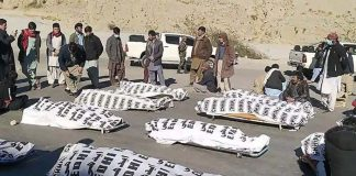 পাকিস্তানে ১১ শ্রমিককে হত্যা করেছে আইএস