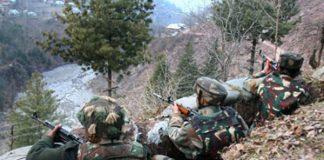 কাশ্মীরে পাকিস্তানি গোলায় ভারতীয় সেনা নিহত