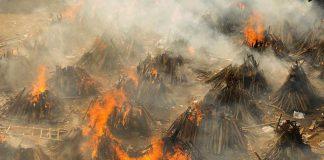 করোনায় বিপর্যস্ত ভারত,সব রেকর্ড ভেঙে একদিনে সর্বোচ্চ মৃত্যু