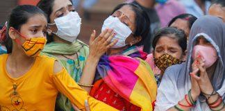 করোনায় বিপর্যস্ত ভারত,এক দিনে শনাক্ত ও মৃত্যুতে নতুন রেকর্ড